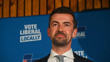 Opposition Leader Zak Kirkup's WA Liberals were annihilated.