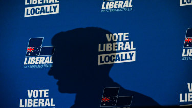 The Liberal Party is in rebuild mode after its annihilation at the WA election on March 13.