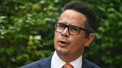 'I'd be keen to know what roles you can do': Wyatt rebuffs critics over resources board roles