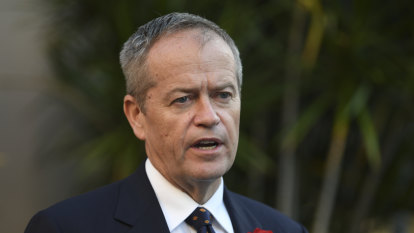 Shorten 'not convinced' on union demand to extend industry bargaining
