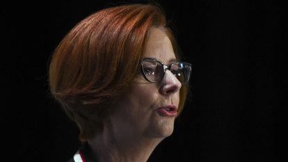 Julia Gillard praises and criticises Extinction Rebellion protesters