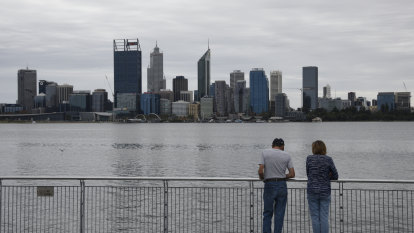 Perth's young middle-class families take biggest financial hit from COVID-19