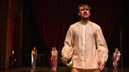 An absorbing new work from a new dance ensemble