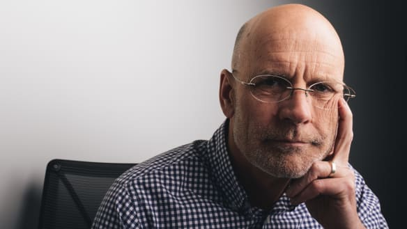 Every night is fright night as Clive Hamilton sees reds