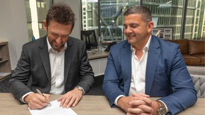 Australian-owned Greek club Xanthi FC looking to become Socceroos 'nursery'