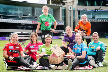 The competition, which began only on Thursday, relocated all Victoria and New South Wales-based players to Hobart last month in an effort to avoid lockdowns.