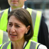 'Blue collar is back': Berejiklian reveals ambitious plan to create 250,000 jobs