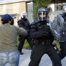 'Most extreme response': China commentary roasts US over protests