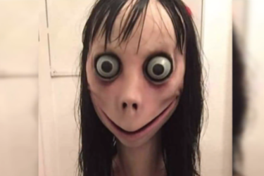 Momo is said to have supernatural powers to possess and even kill children.