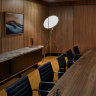 Architects fly back to 60s for 'glamour' airport office design