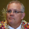 Prime Minister Scott Morrison on his recent trip to Fiji.