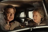 Eddie Izzard and Judi Dench in Six Minutes to Midnight