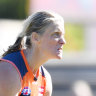 Giants stride towards finals with away win over Crows