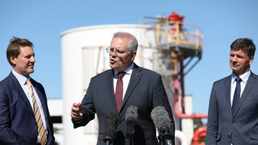 Prime Minister Scott Morrison says Toowoomba is not the right place for a quarantine centre.