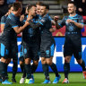 Going for gold: Wiser, fitter Le Fondre in for the long haul
