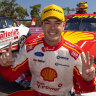 McLaughlin's clean sweep in Darwin stretches lead in title race