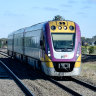 V/Line disruptions after driver, conductor test positive; state records 334 new cases, one death