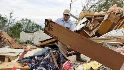 Deadly storms, tornadoes sweep across southern United States