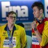 World swimming championships a wake-up call for Olympic movement