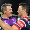'So dedicated and committed': Coaches praise departing Cronk