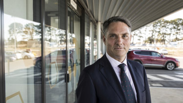 Richard Marles is expected to be Labor's next deputy leader.