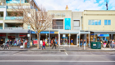 A homewares retailer will move into shop 2 at 190 Bay Street in Port Melbourne.