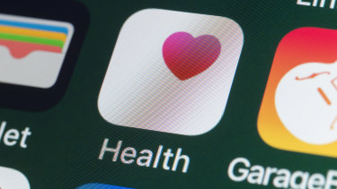 There are millions of health apps on the market.