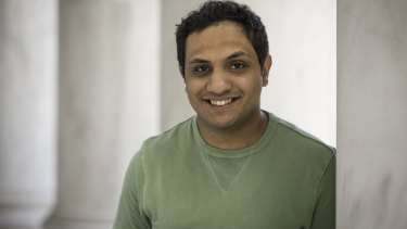 Mohammed al-Samawi wrote a book, <i>The Fox Hunt</i>, about his escape from Yemen.