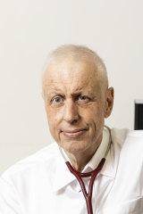 The late Dr Harry Nespolon.