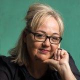 Photograph of journalist Kerrie O'Brien