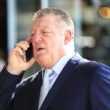 Phil Gould says rugby league commentators do their best to pronounce challenging players' names.