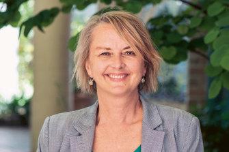 Shelford principal KatrinaBrennan.
