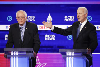 Joe Biden's debate performance in South Carolina was hailed as his best of the campaign.