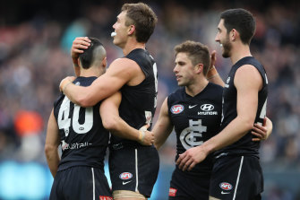 Carlton must be more consistent if they want to play under Friday night lights.