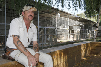 Joseph Maldonado-Passage, also known as Joe Exotic, did not receive a pardon from Donald Trump.