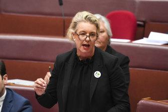 Australian agriculture minister Bridget McKenzie.