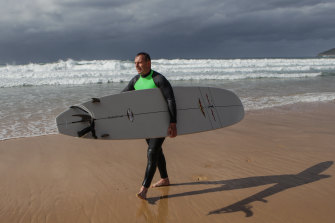 Tony Abbott, a former prime minister and keen surfer, has been issued with a fine for allegedly breaching public health orders.