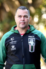Stalemate: Anthony Seibold is still waiting to know where he'll be coaching next season.