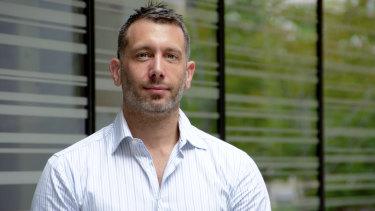 Michael Biercuk, founder and chief executive of quantum computing startup Q-CTRL.