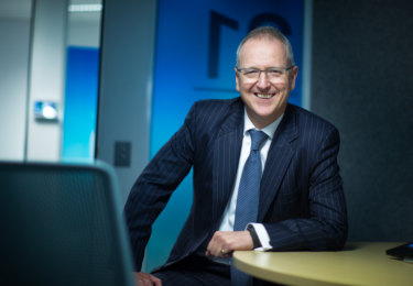 Tabcorp chief executive David Attenborough