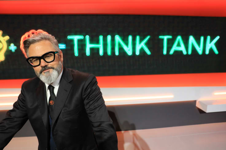 Quiz show Think Tank, hosted by Paul McDermott, has not been renewed.