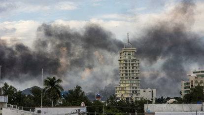 Gunfight involving El Chapo's son causes carnage in Mexico