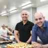 Piece of cake: Simon and Rimon's big plans for $26m bakery brand