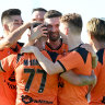 Victory plunge to bottom of the ladder after Brisbane demolition
