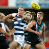 The final questions: Port Adelaide v Geelong