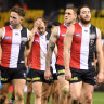 AFL end of season report card: St Kilda