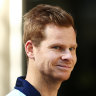 'I haven't touched a bat': Steve Smith returns to training after long break