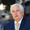 'No merit': Palmer links fresh ASIC charges to Mineralogy spat