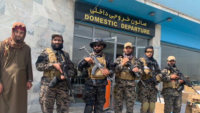 After 20 years, last US troops leave Afghanistan, Taliban declares 'enjoyable' victory