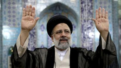Hardline judge under US sanctions elected Iran's next President